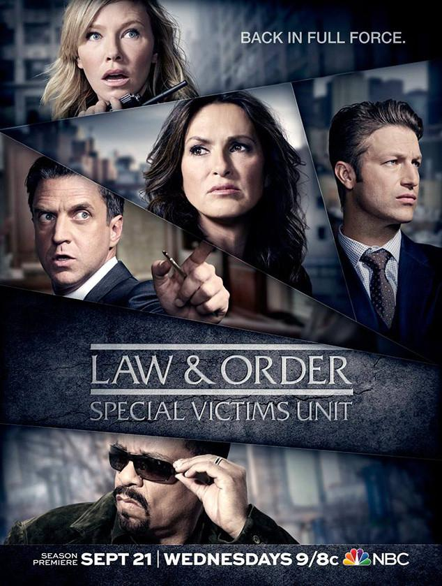 law & order svu season 18