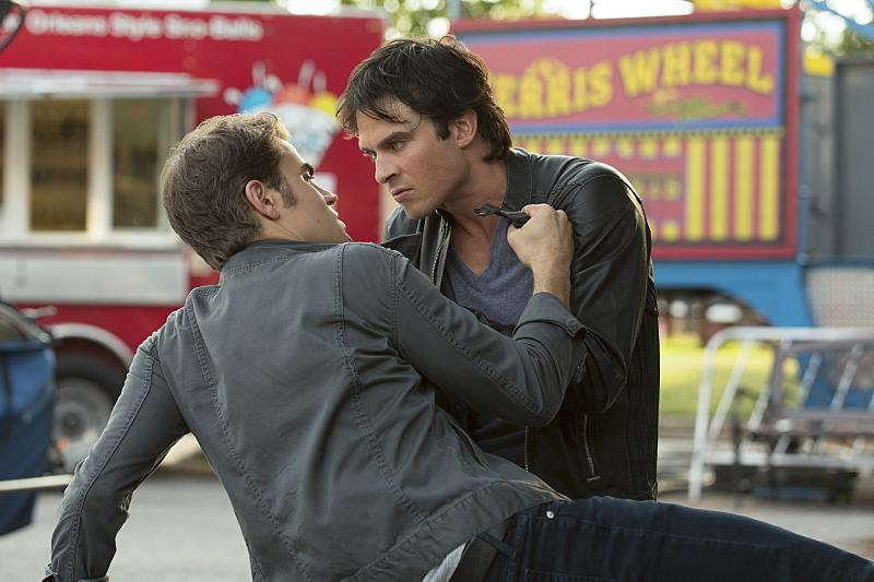 Vampire Diaries 805 Salvatore brothers