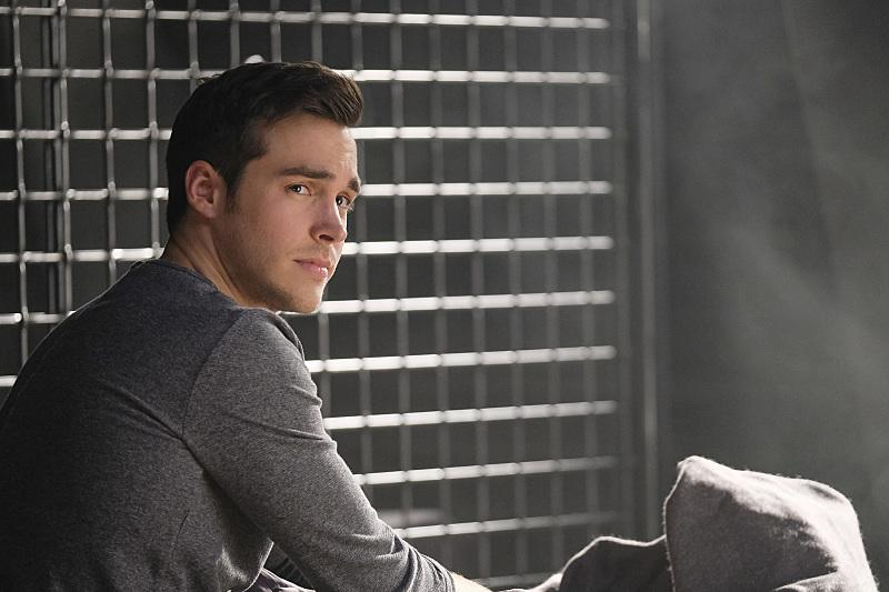 Chris Wood as Mon-El