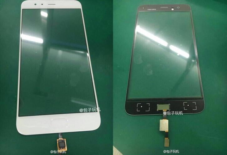 Huawei P10 Front Panel