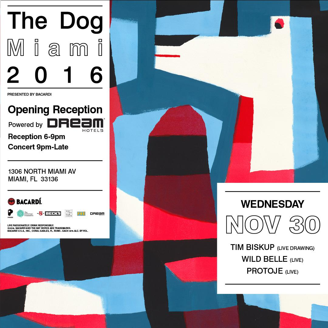 Opening of The Dog at Art Basel with Dream Hotels