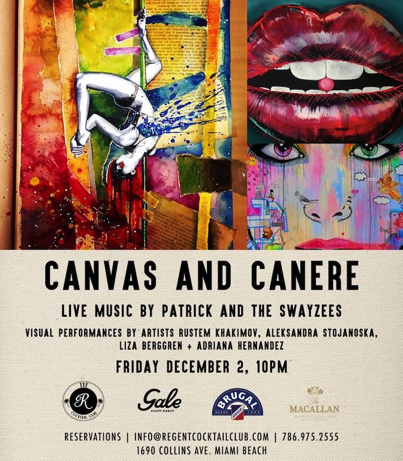 Canvas and Canere
