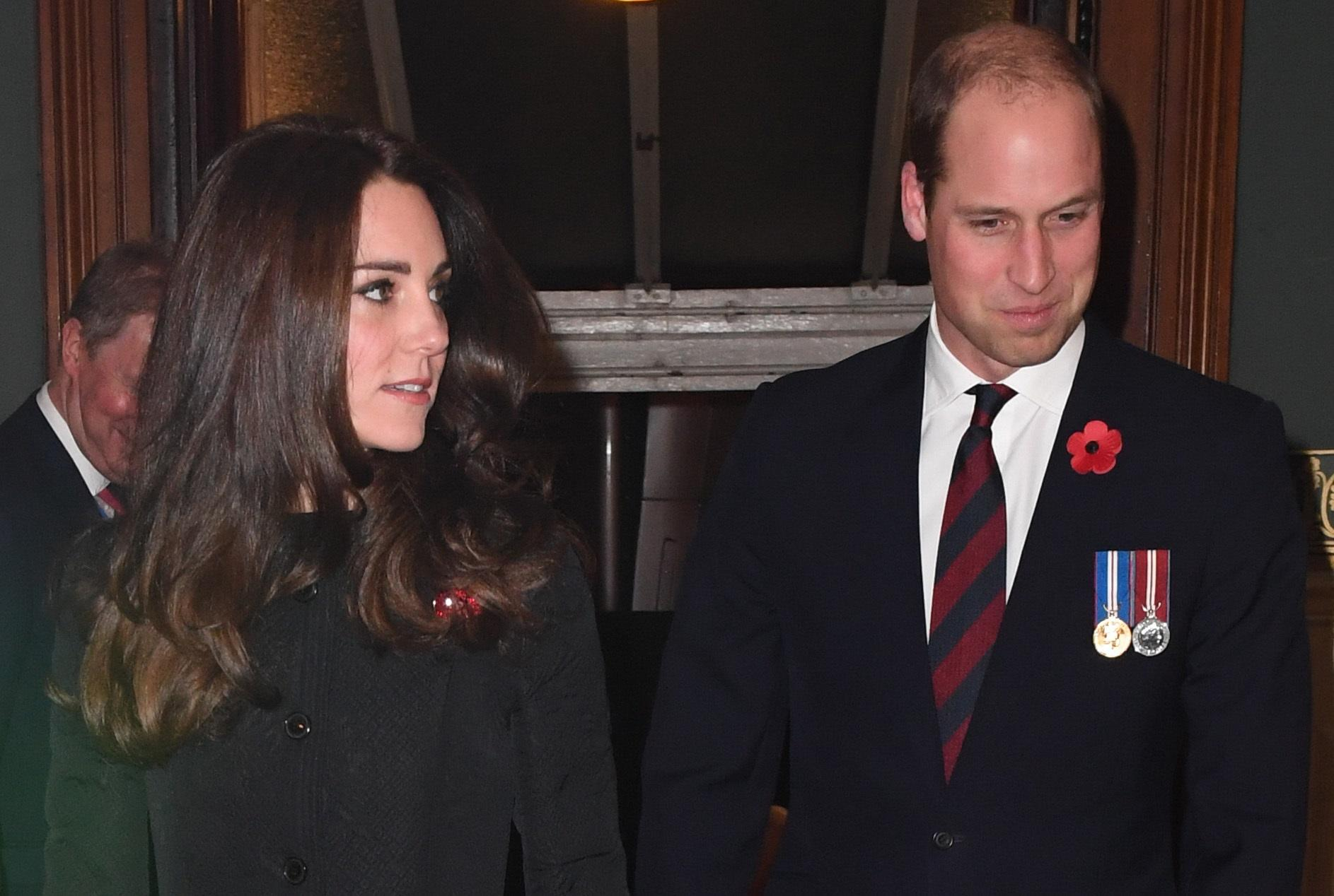 Kate Middleton Dons an Arm Sling for Cub Scouts Outing