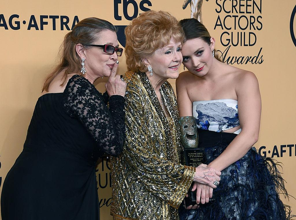 Debbie Reynolds and Carrie Fisher might have a joint funeral service