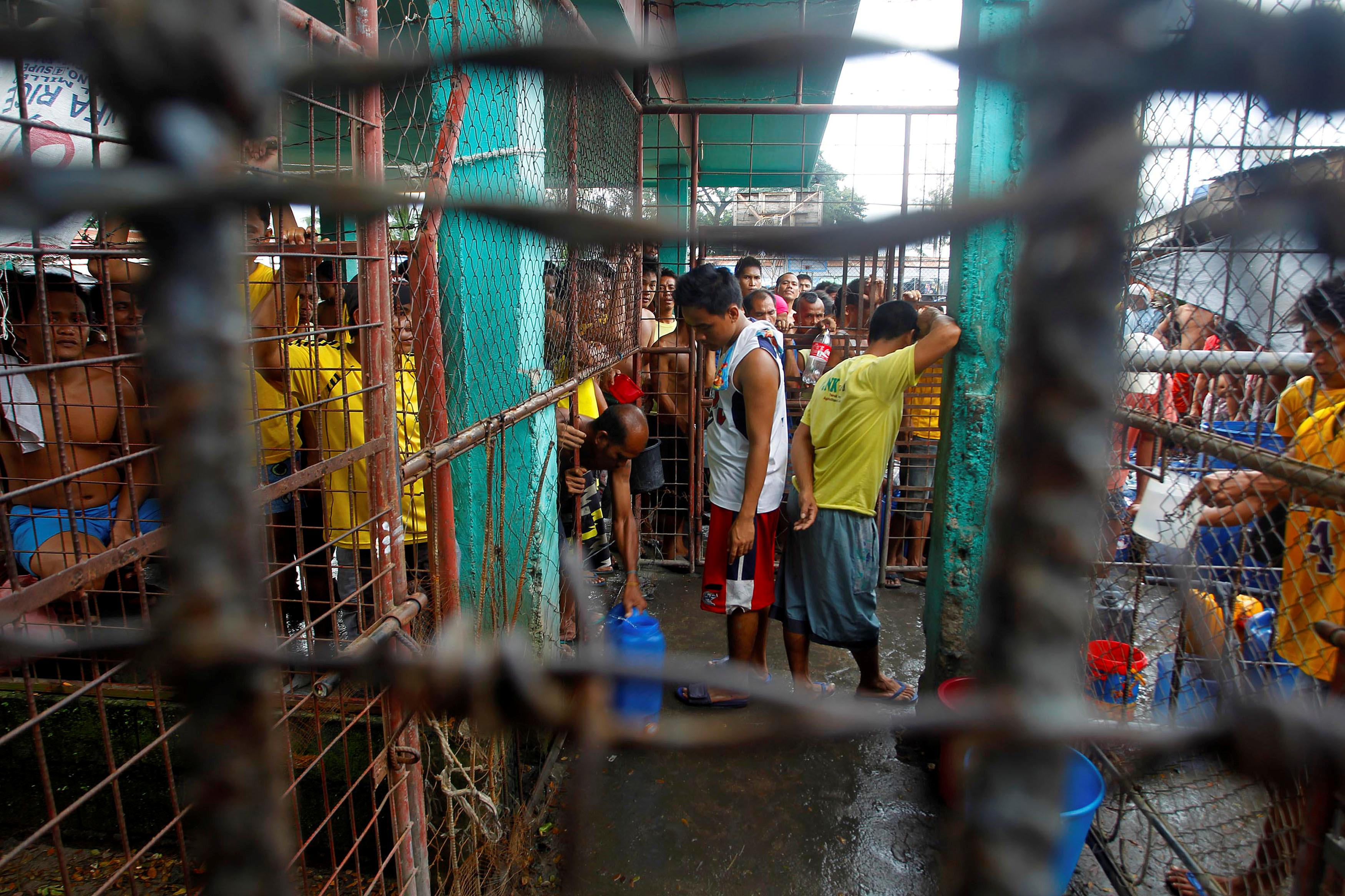Prisoners Escape In Philippines After Gunmen Storm Jail