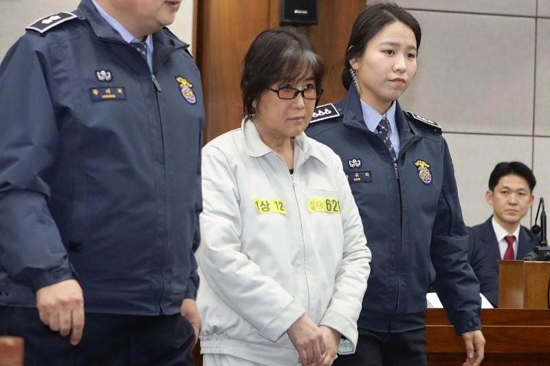 South Korea's president didn't show up for her impeachment trial - again