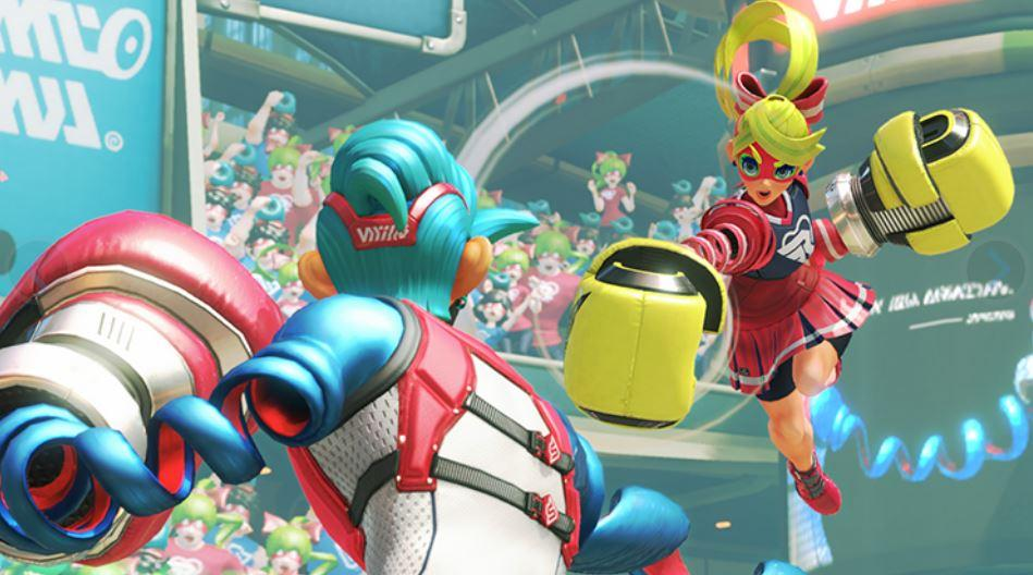 'Arms' Game