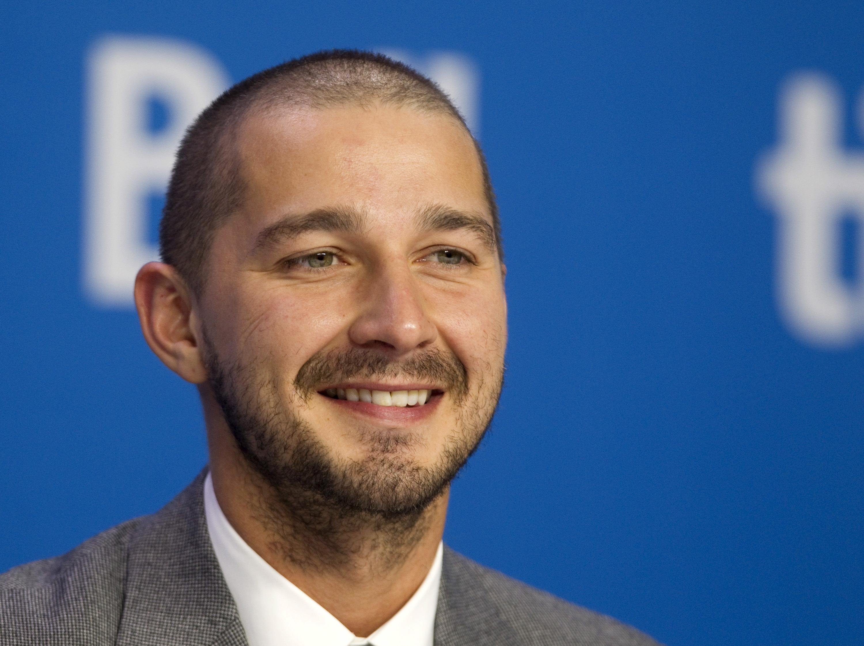 Shia LaBeouf Arrested For Assaut at Anti-Trump Protest in NYC