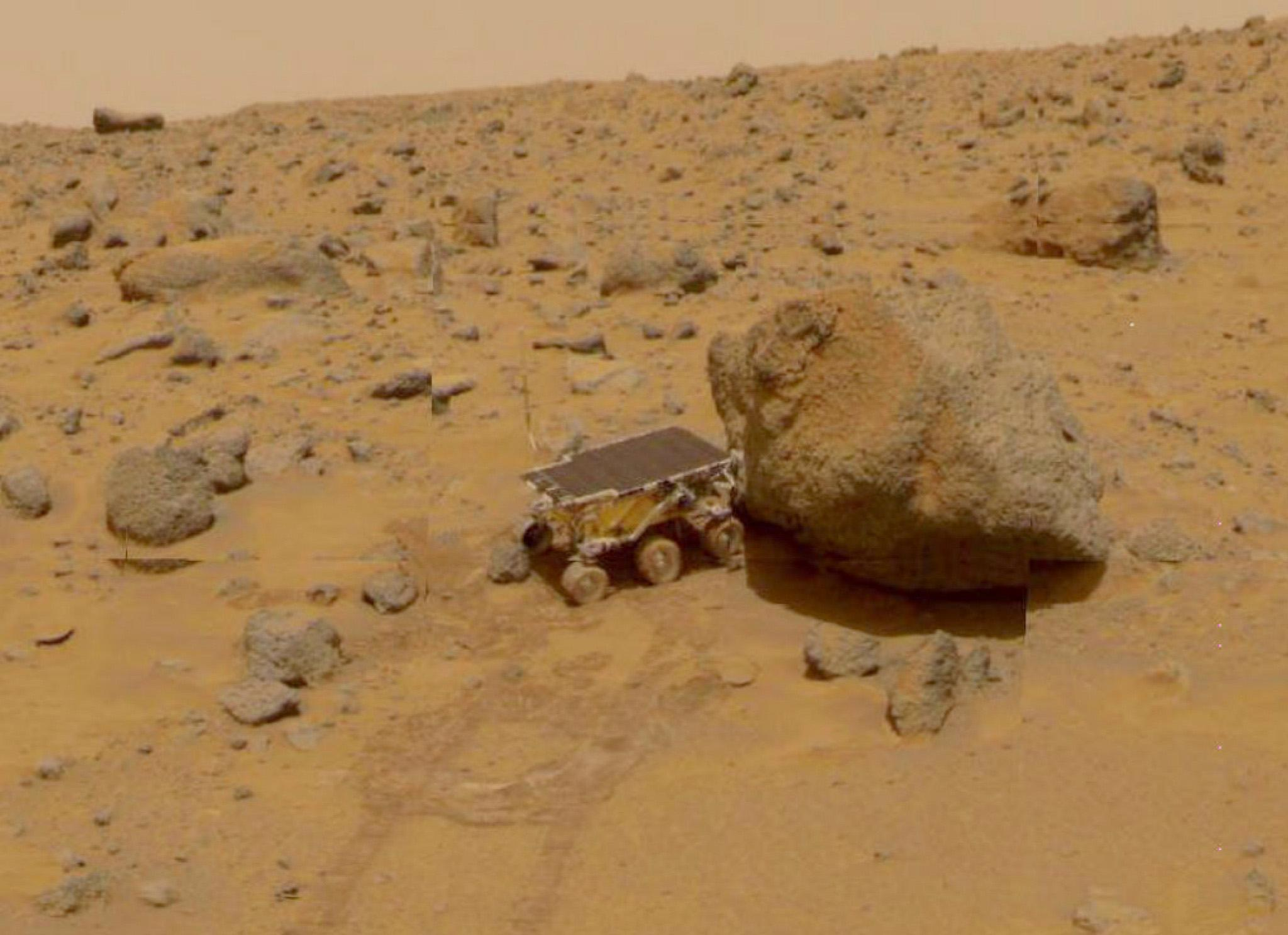 Living On Mars: First City On Red Planet Planned By United Arab Emirates In 'Mars 2117' Project