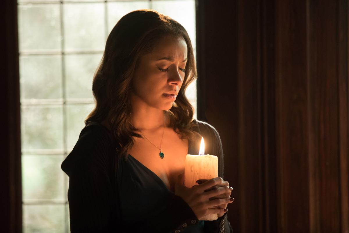 Kelly & Vicki Returned To 'The Vampire Diaries' & Katherine Has Plans For Them