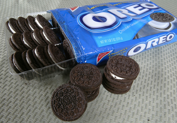 Celebrate National Oreo Day.