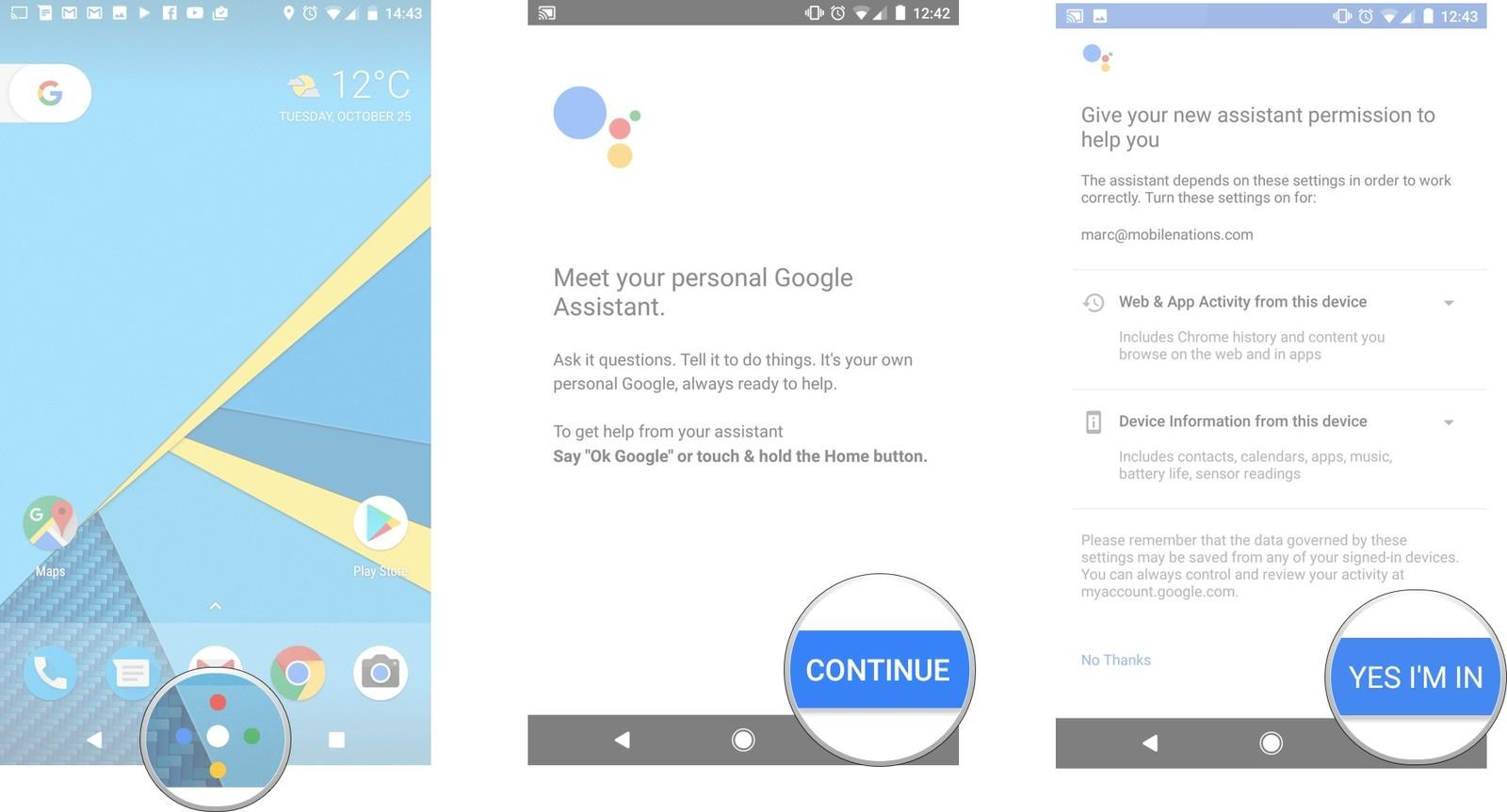 google assistant apk for marshmallow