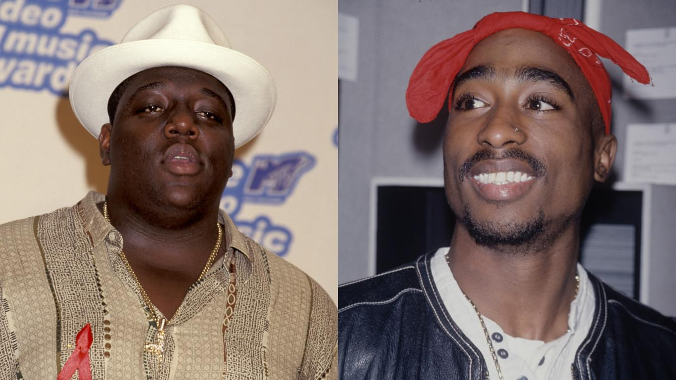 Tupac and Biggie USA Unsolved