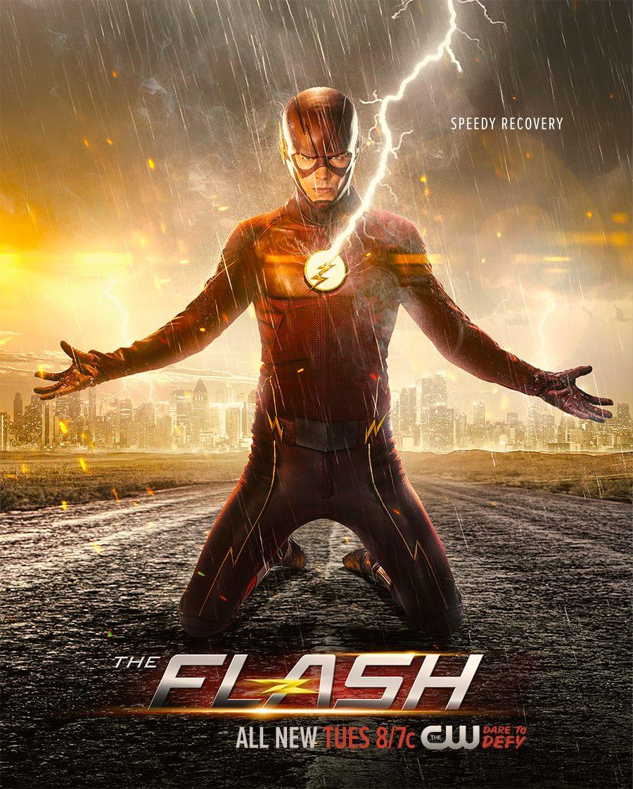 Why Were Those Characters Trapped In The Speed Force On The Flash?
