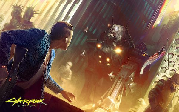 Cyberpunk 2077 Doesn't Have Gender Options Anymore