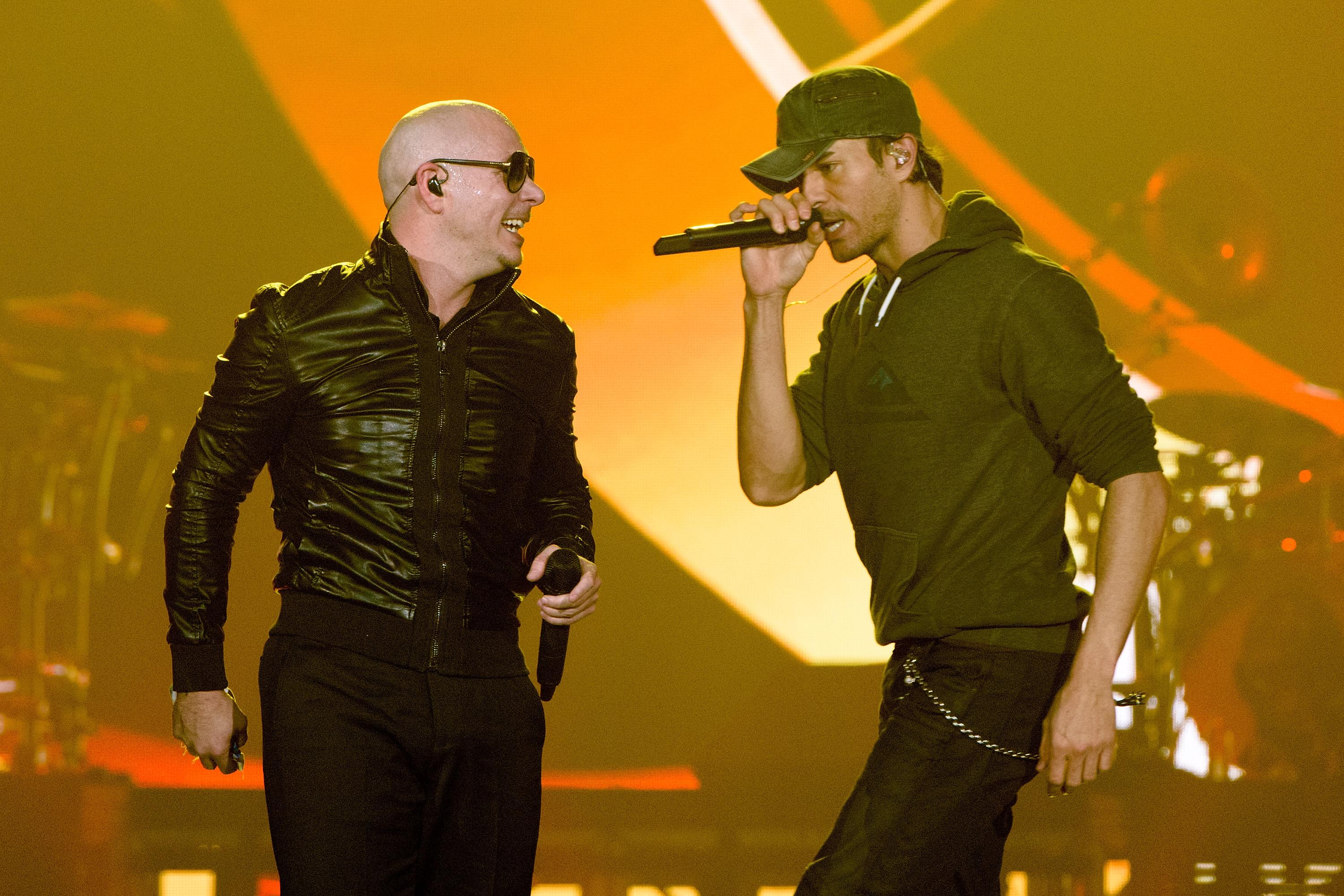 Pitbull And Enrique Iglesias Tour Sacramento