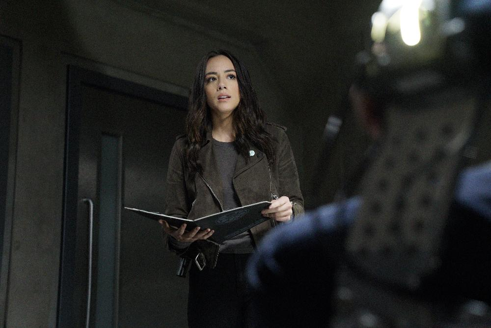 Agents Of SHIELD season 4: new image teases surprise returnee