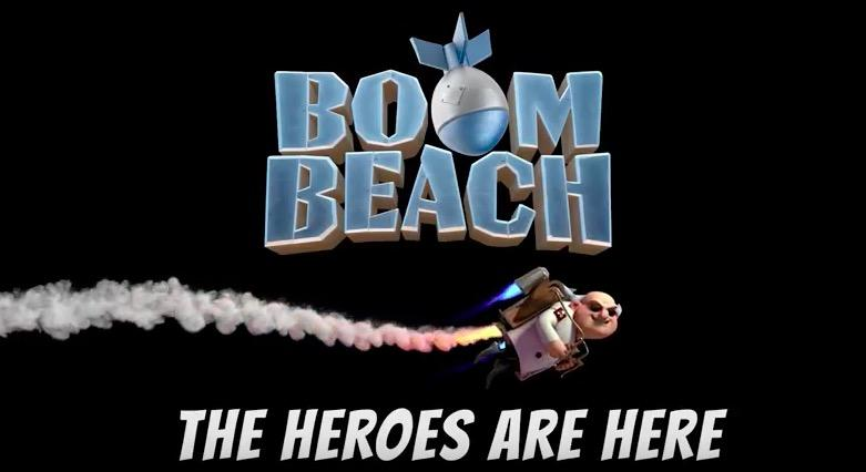 boom beach heroes how to get hero tokens trader tickets hero levels upgrade abilities perks update march 2017 supercell guide tips tricks