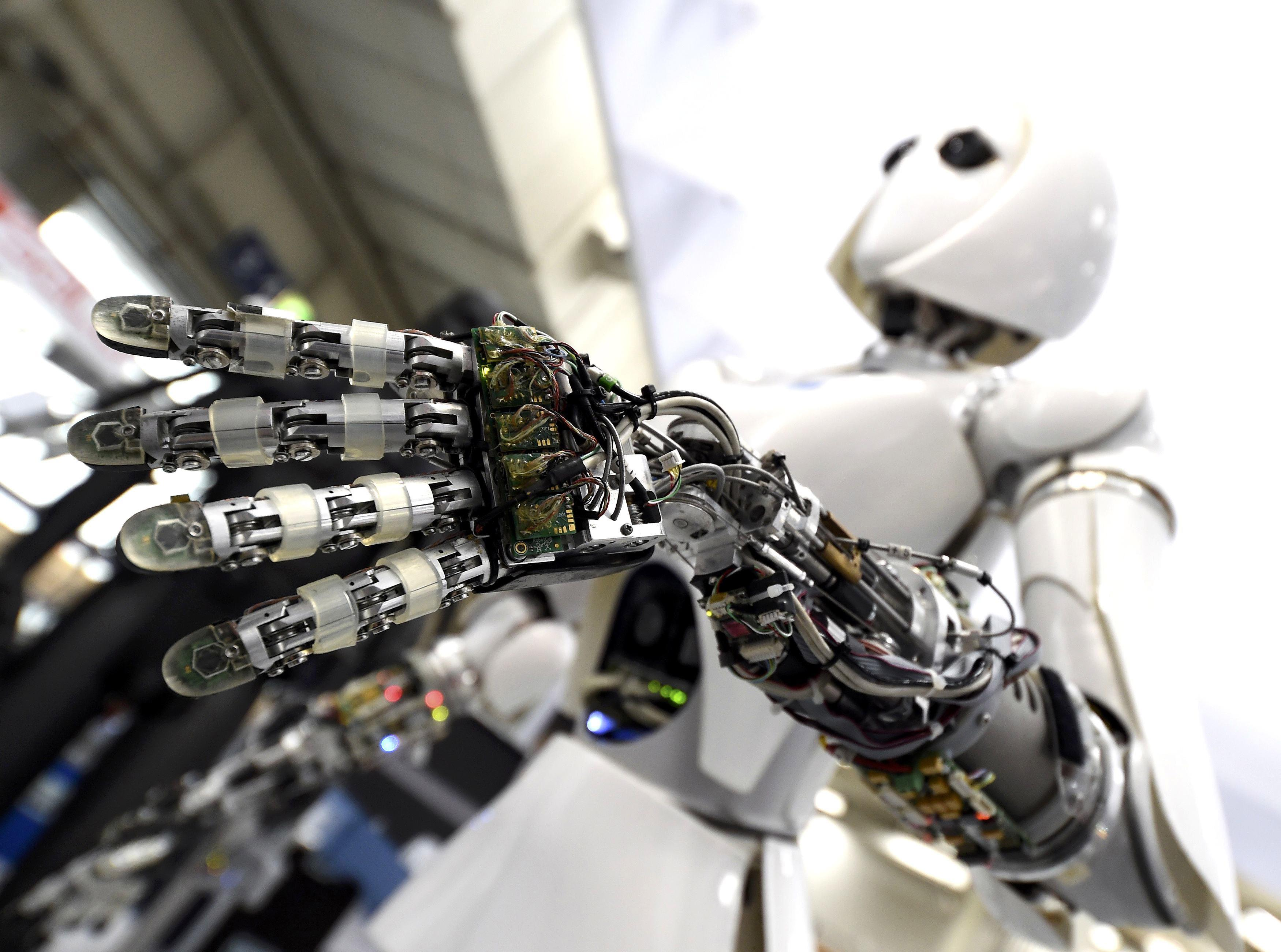 Will Robots Take Over? Artificial Intelligence To Affect UK Workers Soon