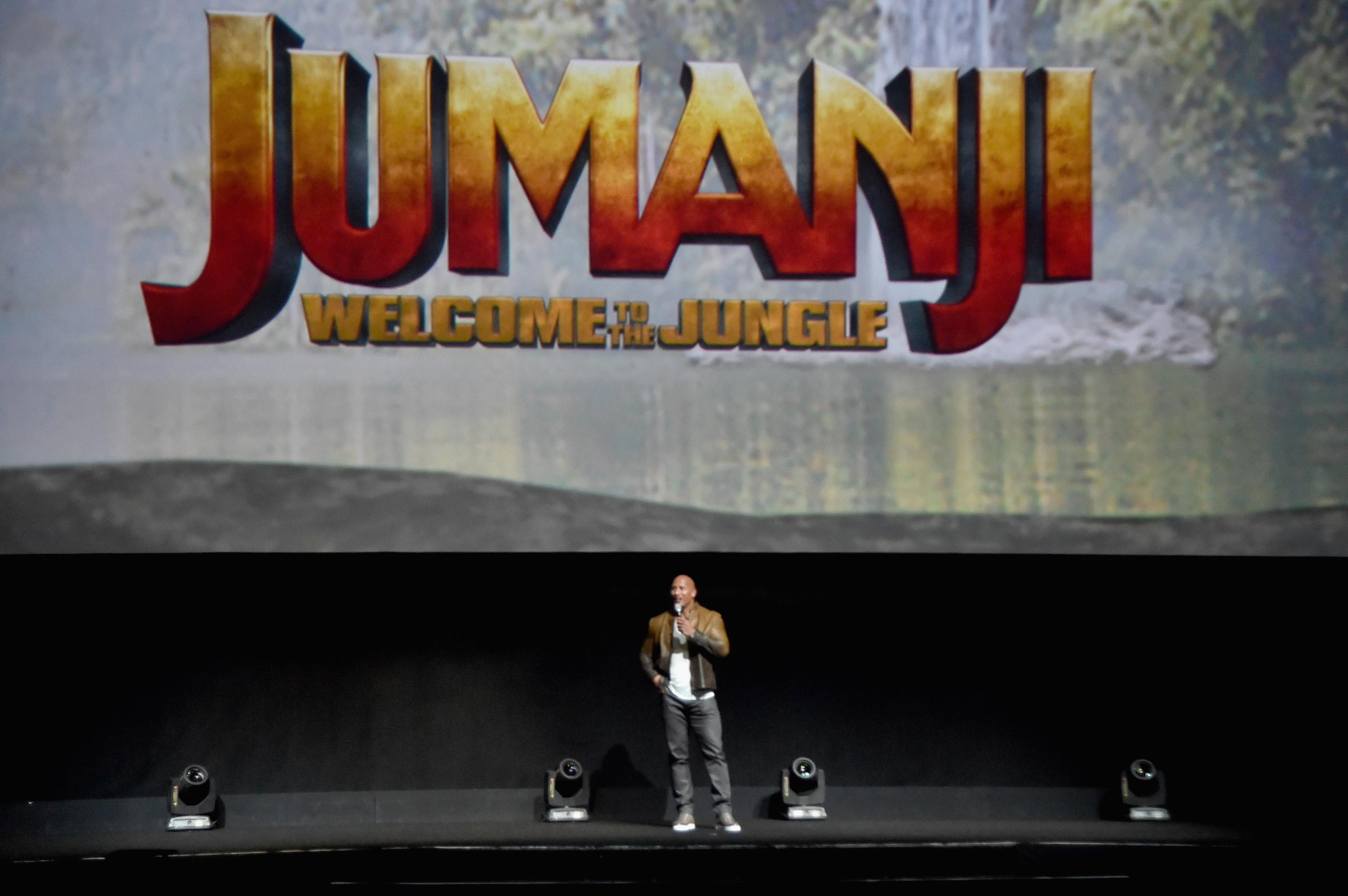 Jumanji: The Video Game' Is Ready To Transport You To