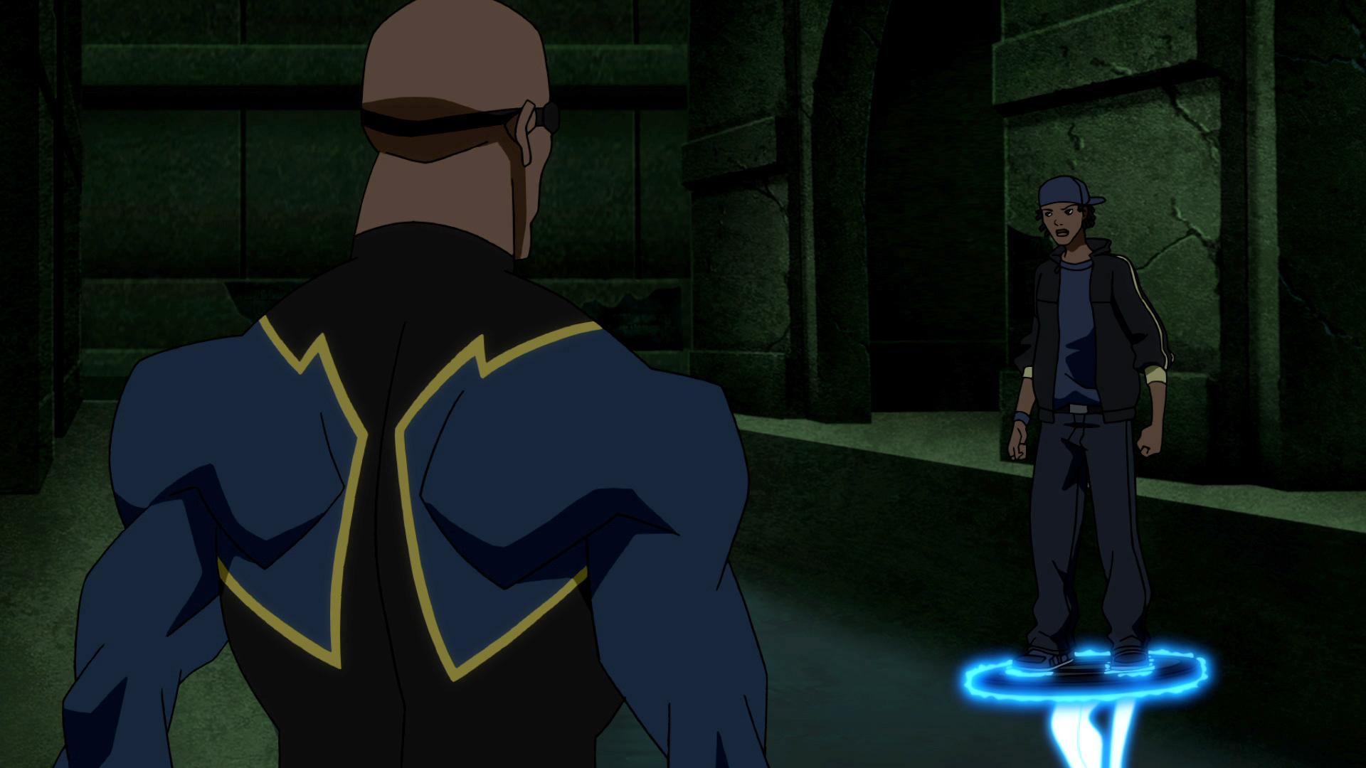why a black lightning and static shock crossover shouldn�t