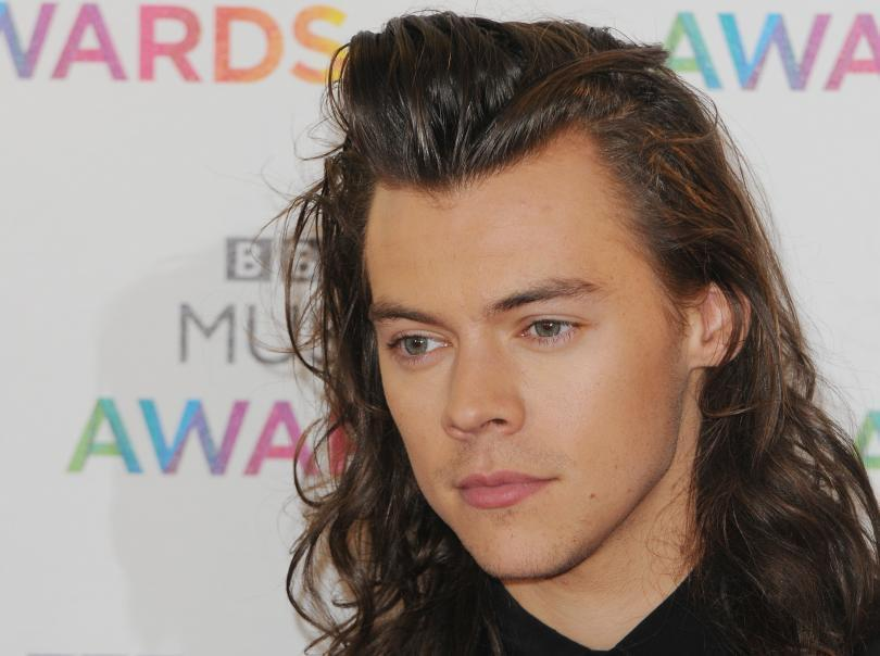 Harry Styles 'gives birth' to first solo single Sign Of The Times
