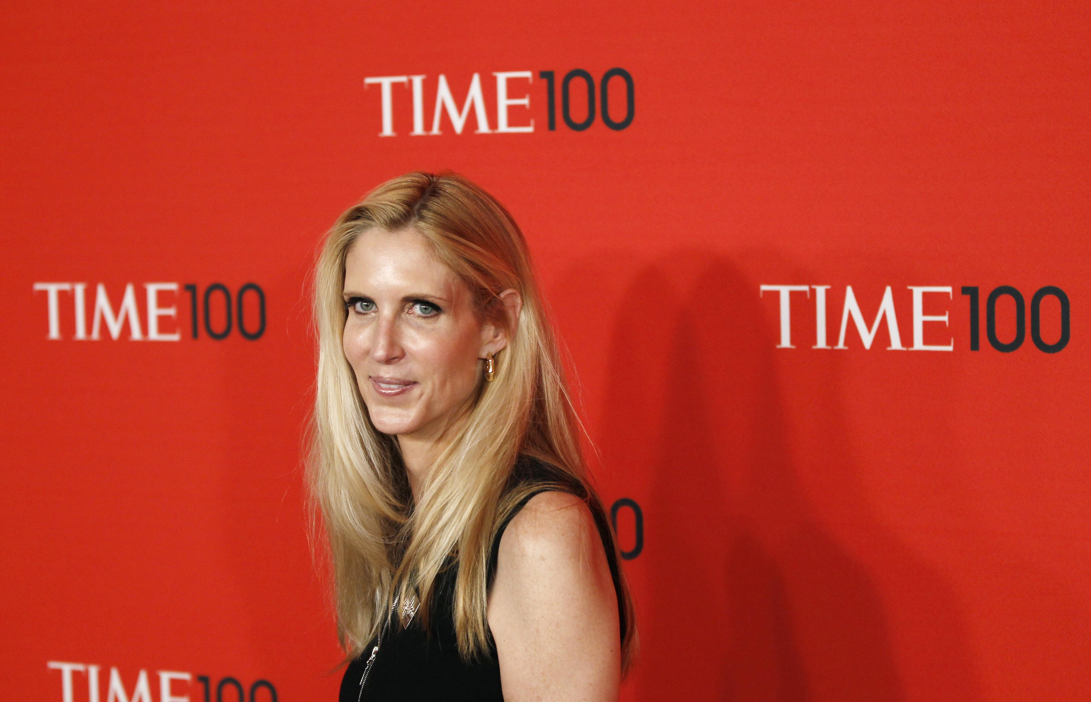 So…Ann Coulter and Jimmy Walker are Reportedly Dating