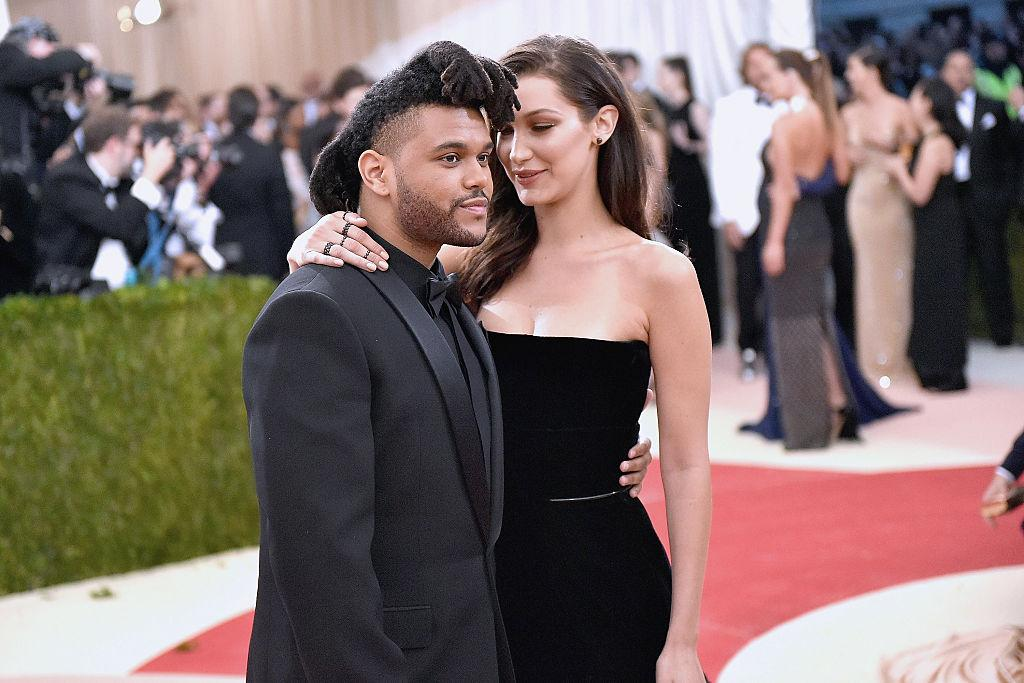 The Weeknd makes it Instagram official with Selena Gomez
