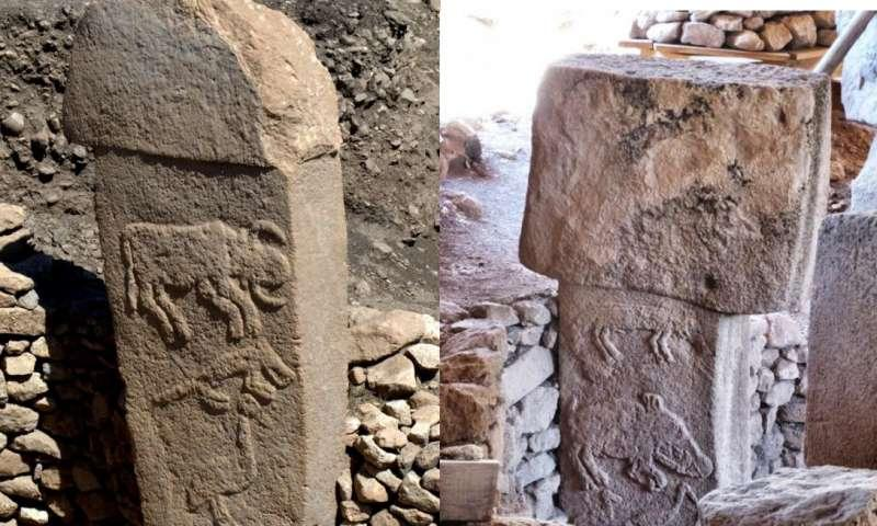 Climate Change Period Caused By Comet Crash, Ancient Carvings Show