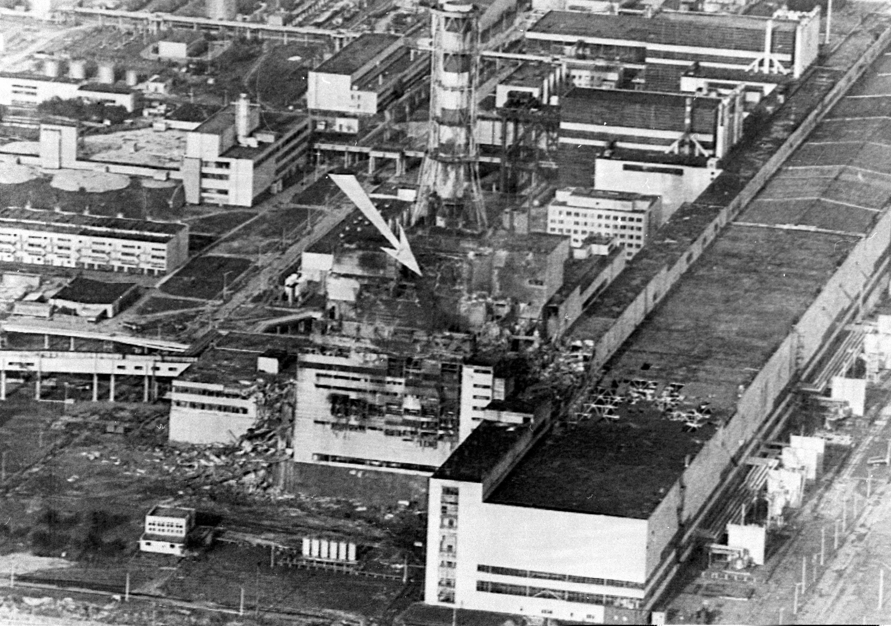 30 Years After the Chernobyl Meltdown, Why Is the ... |Chernobyl Reactor Meltdown