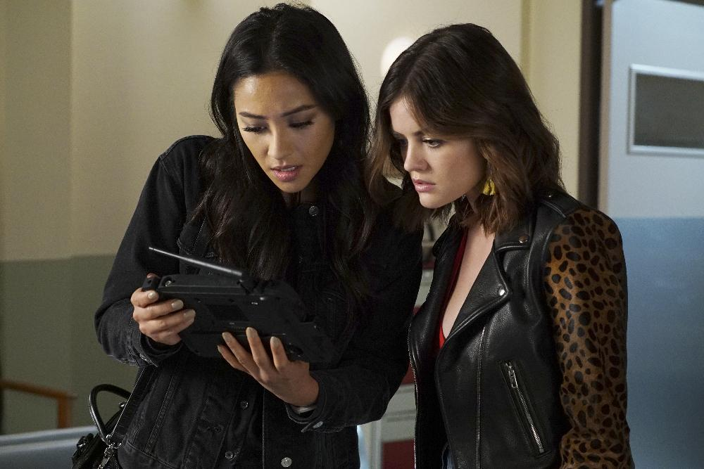 Pretty Little Liars Season 7 Recap: 7.13: Hold Your Piece