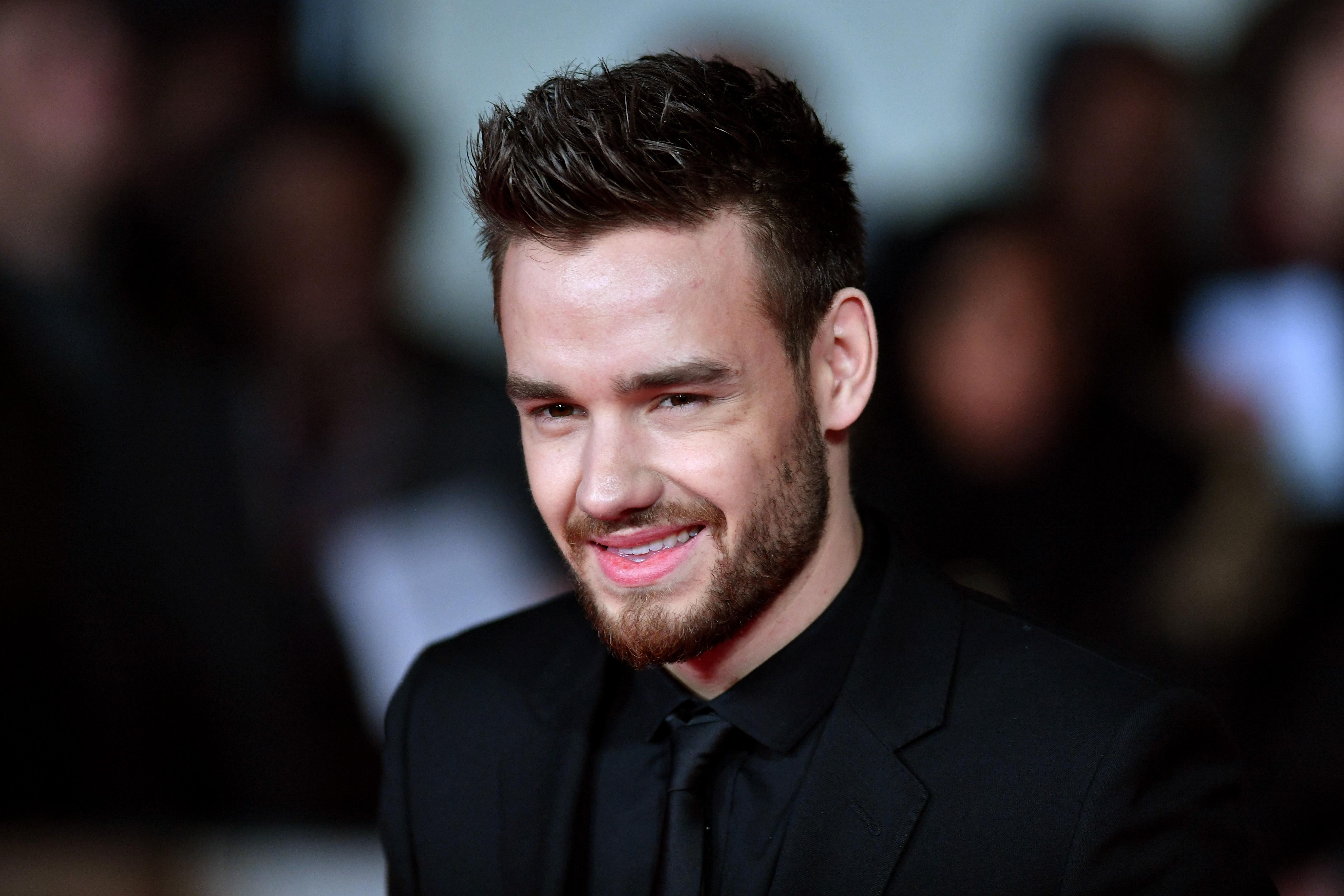 Liam Payne 'pleads the fifth' when asked about dating Naomi Campbell