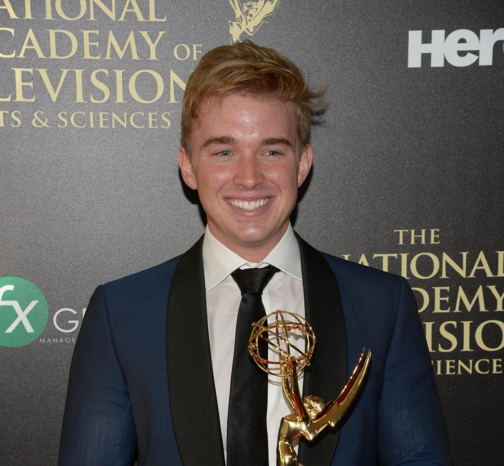 Chandler Massey Returns To 'Days Of Our Lives'