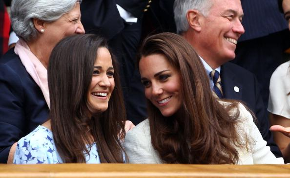 Pippa Middleton Is Reportedly Making Her Guests Change Outfits Mid-Wedding