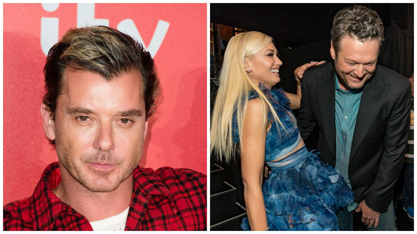 Is Gavin Rossdale Inserting Himself In Gwen Stefani And ...