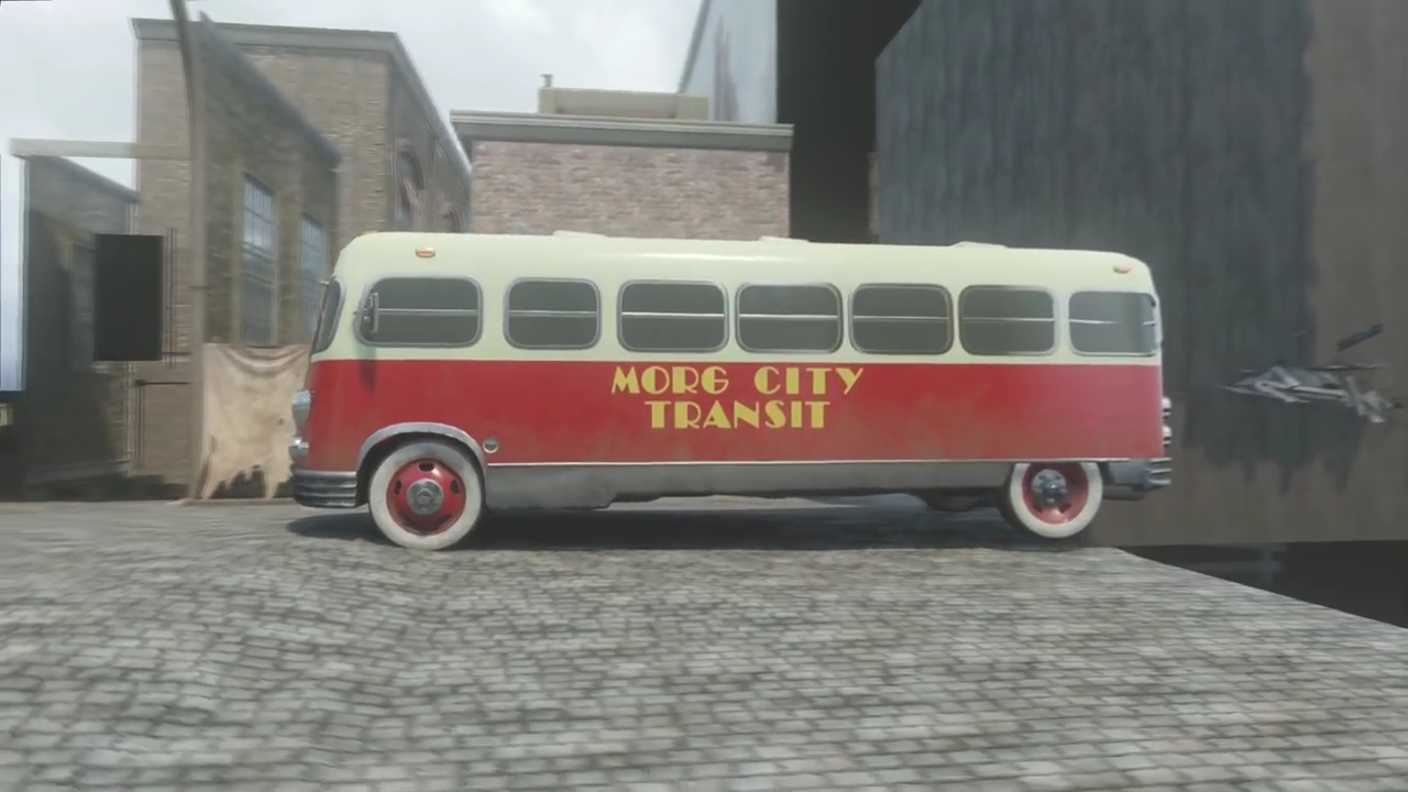 'Black Ops 3' Morg City Easter egg