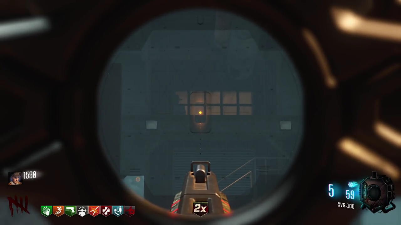 'Black Ops 3' Shadow Man Easter egg