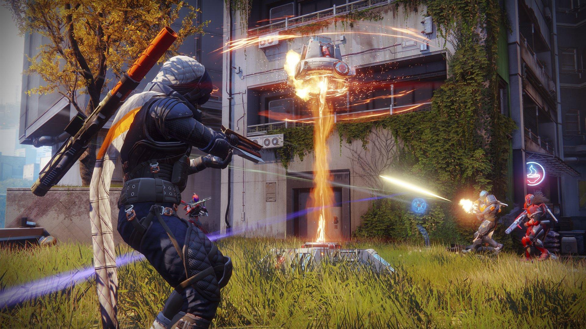 Destiny 2 shown off at last and single player looks unbelievable