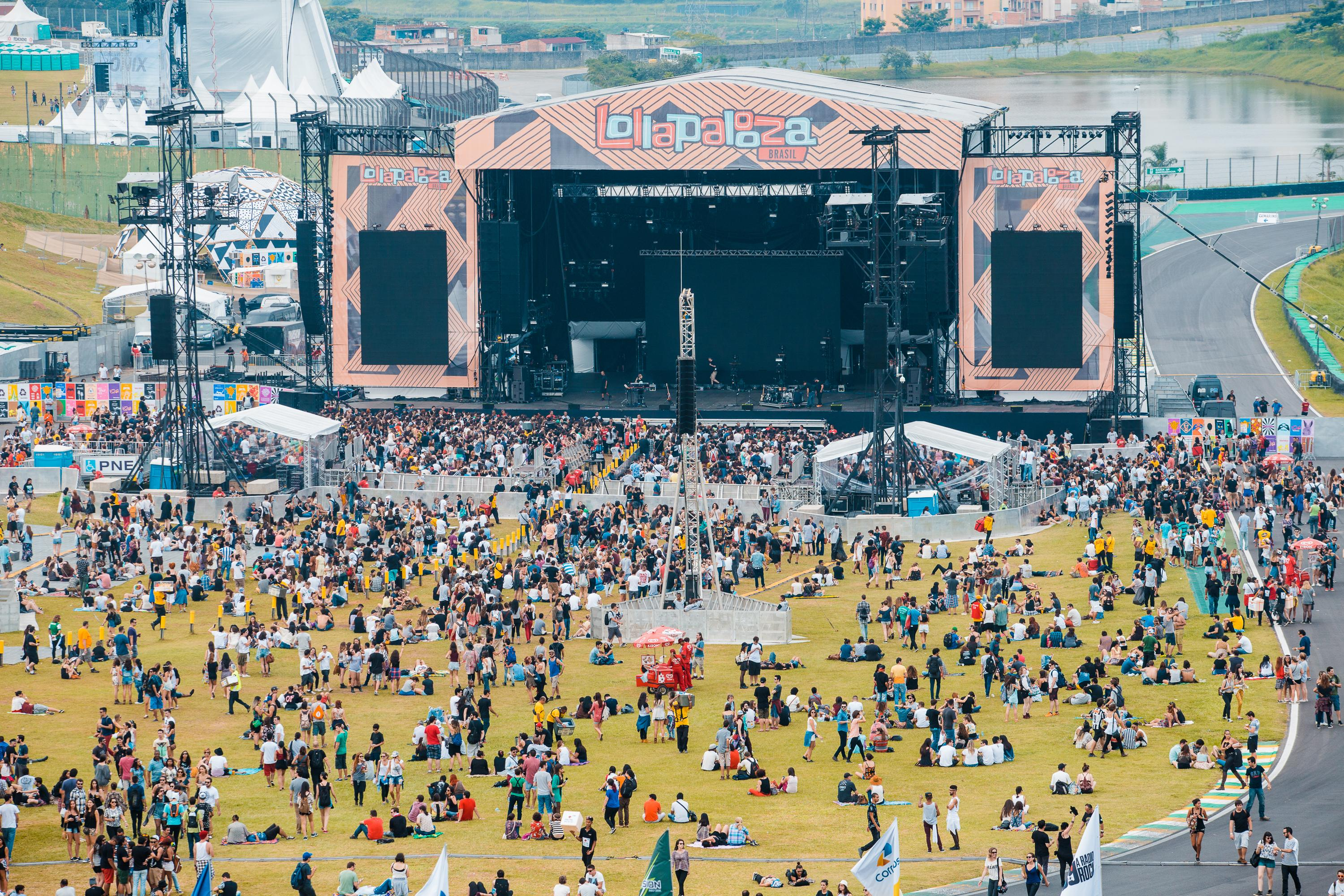 Live Nation Offering First Ever Festival Passport