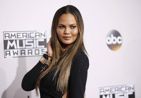 Chrissy Teigen 'worries' over Twitter attacks from conspiracists
