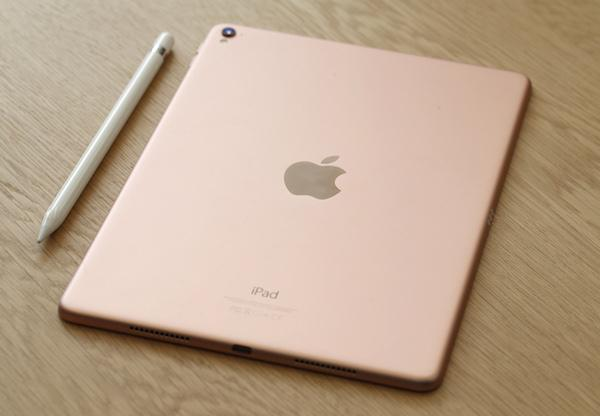 10.5-inch Apple iPad Pro renders surface