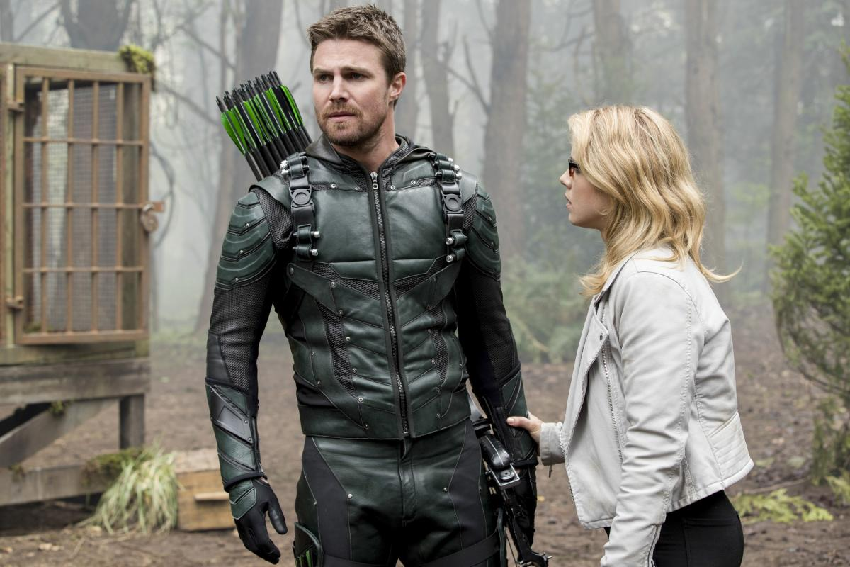 Nocking Point: Arrow Episode 523,