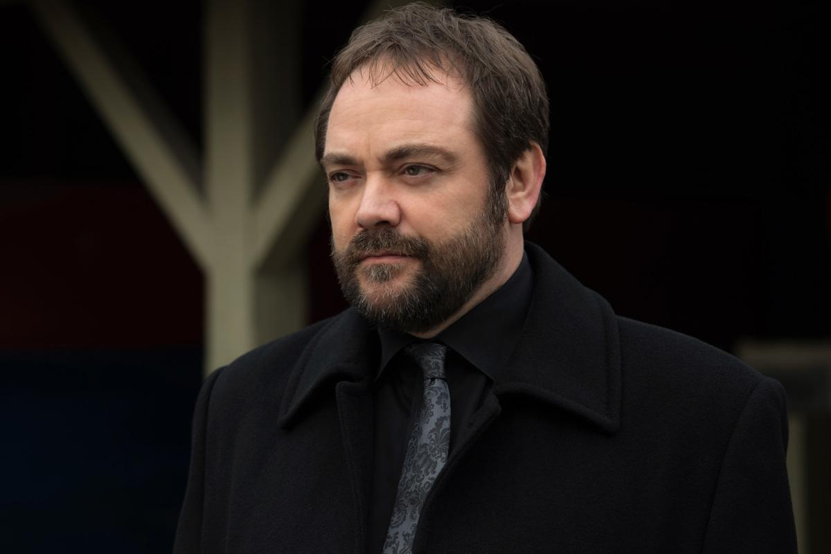 Mark Sheppard Exits Supernatural as Series Regular