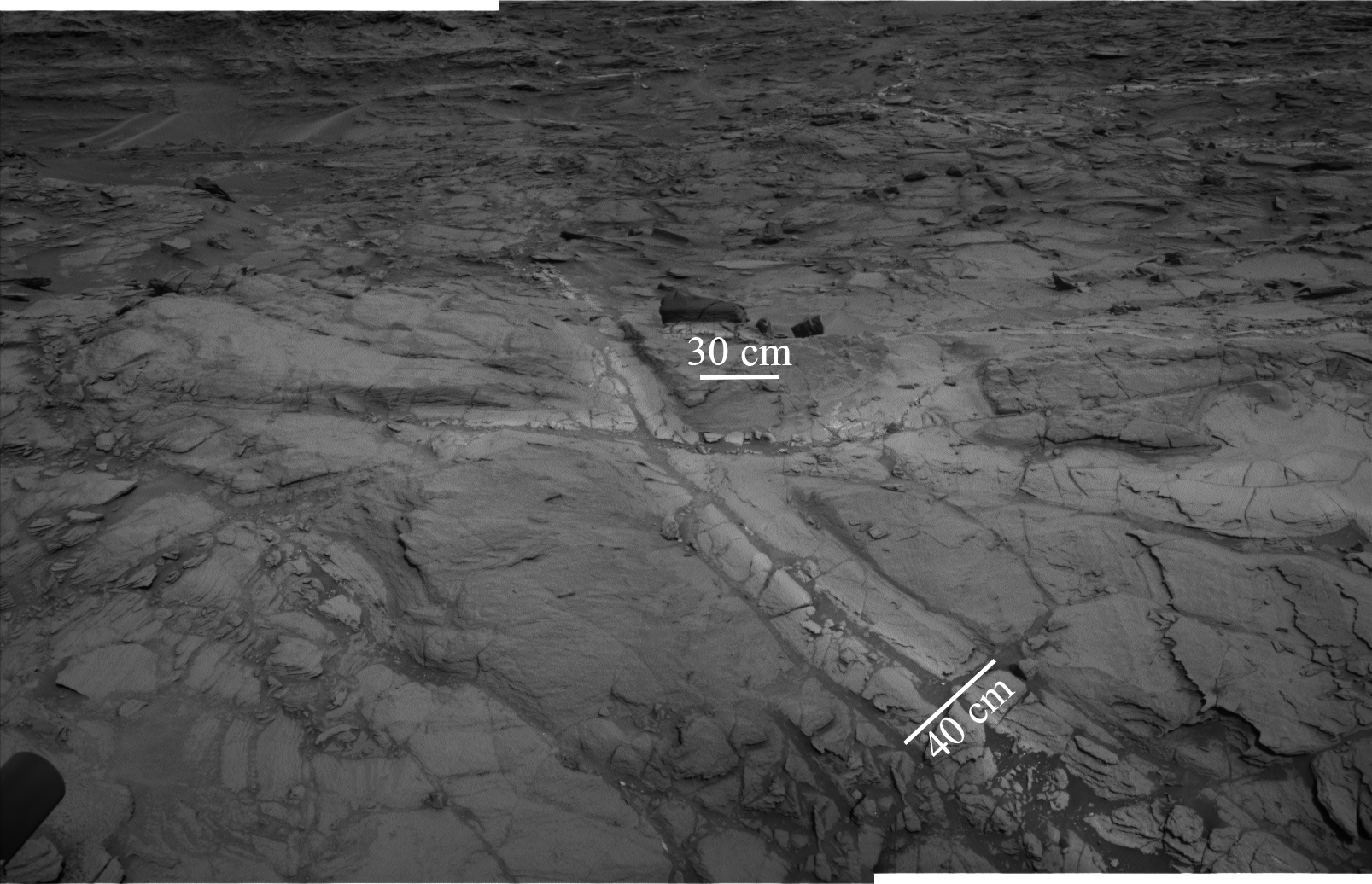 Mars had flowing water for long time, reveals high-silica halos
