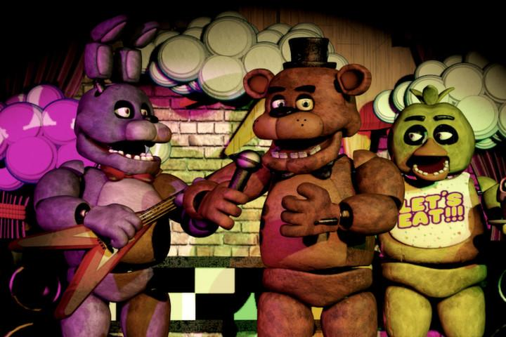 'Five Nights At Freddy's' band