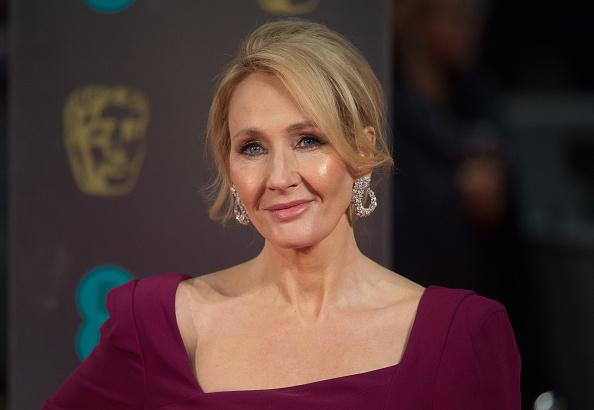 JK Rowling destroys liberal man who called Theresa May aw***e on Twitter