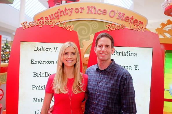 Tarek & Christina El Moussa Team Up to Help Save a Friend