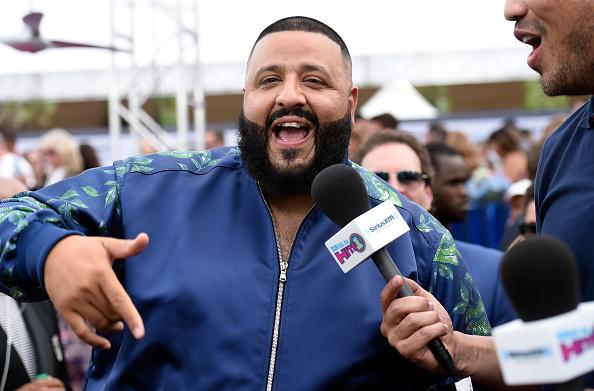 DJ Khaled Drops New Single 'Wild Thoughts' Featuring Rihanna & Bryson Tiller