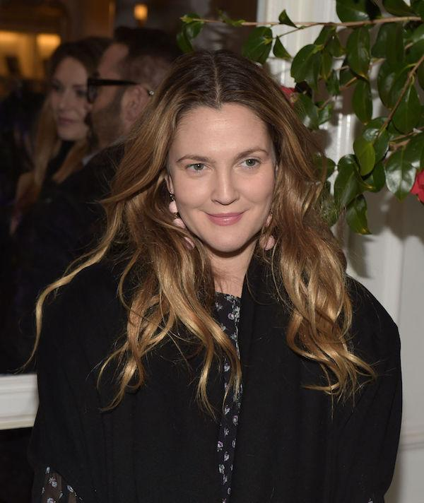 Drew Barrymore Is Dating Businessman David Hutchinson
