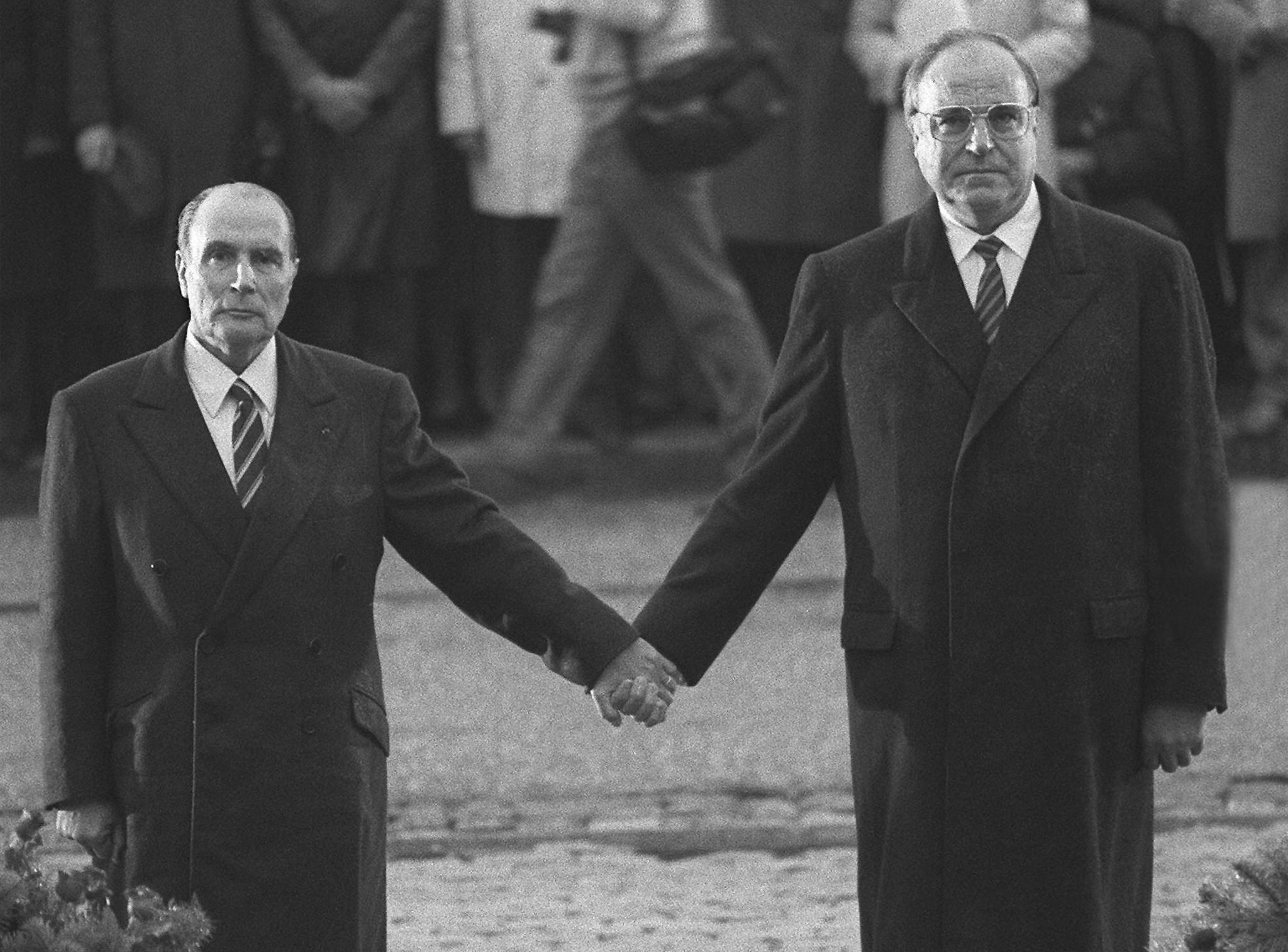 Helmut Kohl, Germany's reunification chancellor, dies aged 87